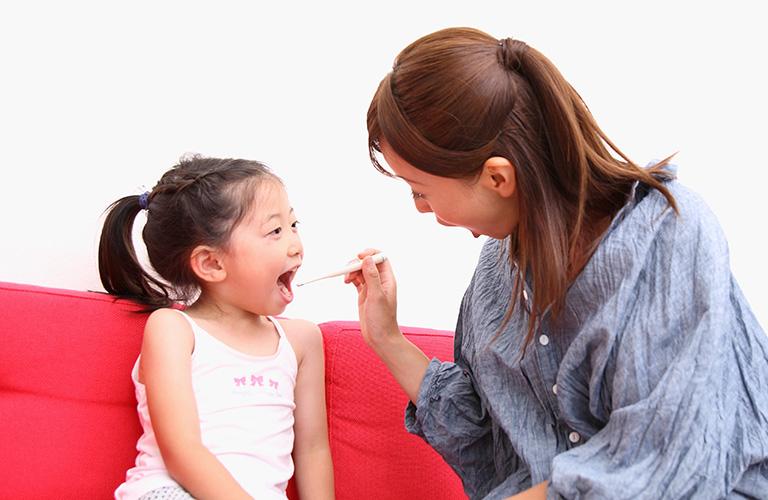 子供の歯について